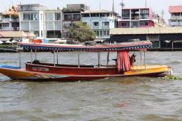 On the Chao Phraya River